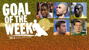 AT&T Goal of the Week update: Portland Timbers captain Will Johnson out in front