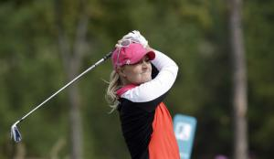 Nordqvist holds on to lead in Thailand by 1 stroke