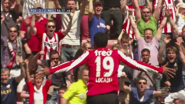 PSV beat NEC 4-2 in Dutch Eredivise