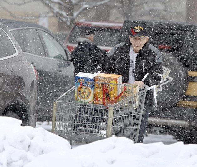 How to prepare yourself for a blizzard