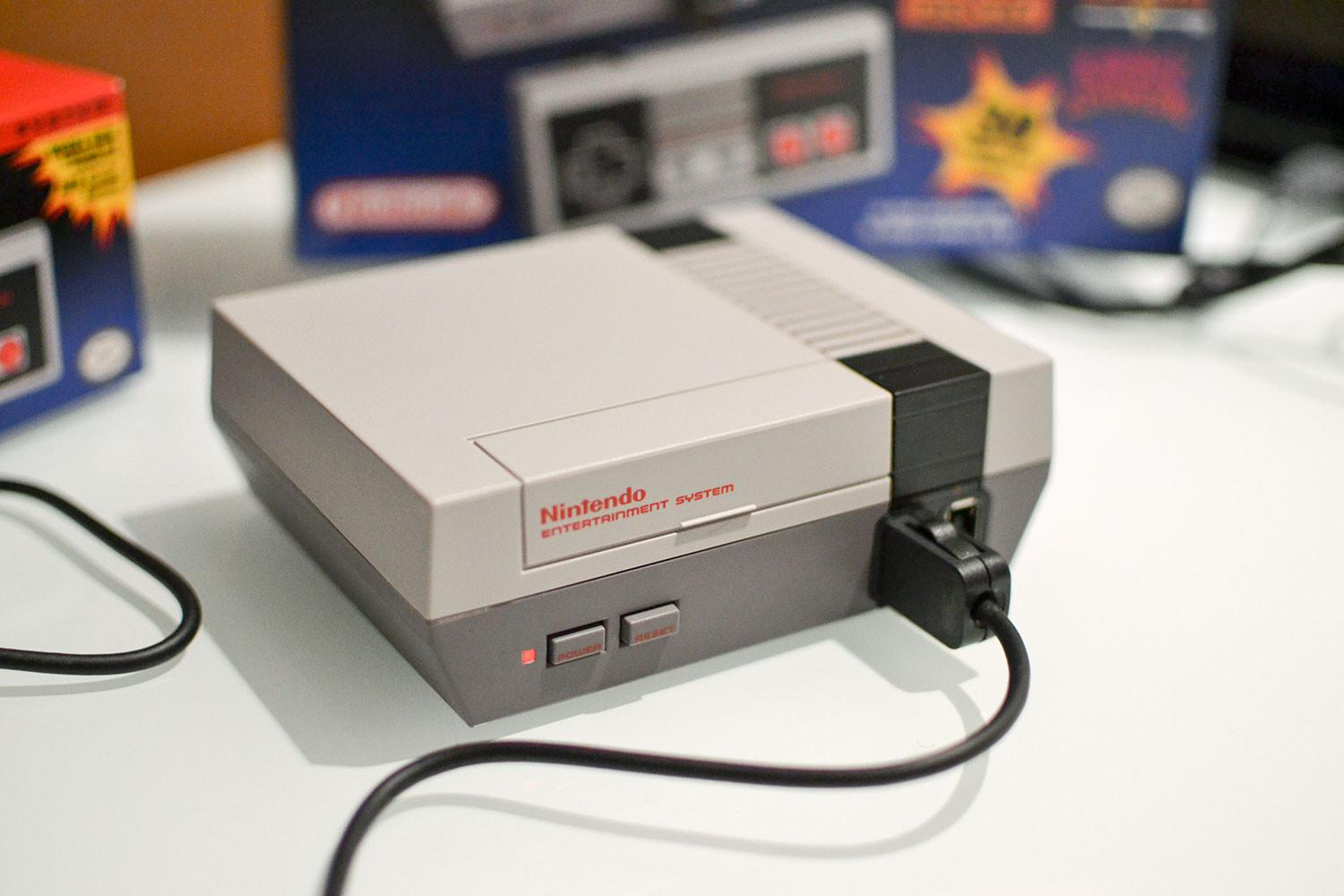 Looking for the NES Classic Edition? Select Amazon retail stores have stock, for now