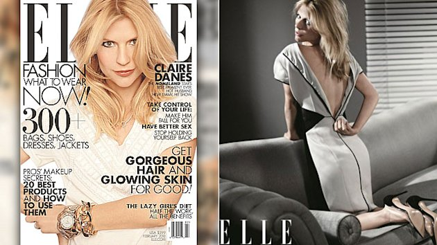 Claire Danes: I&#39;d Make a Lousy Stay-At-Home Mom