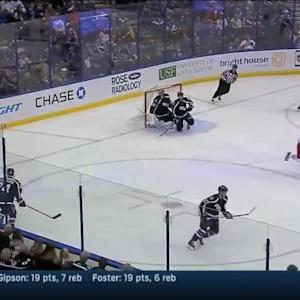 Columbus Blue Jackets at Tampa Bay Lightning - 01/31/2015