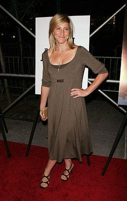 Edie Falco at the New York premiere of Focus Features' Reservation Road