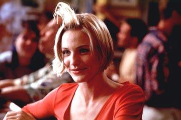 Cameron Diaz in Twentieth Century Fox's There's Something About Mary