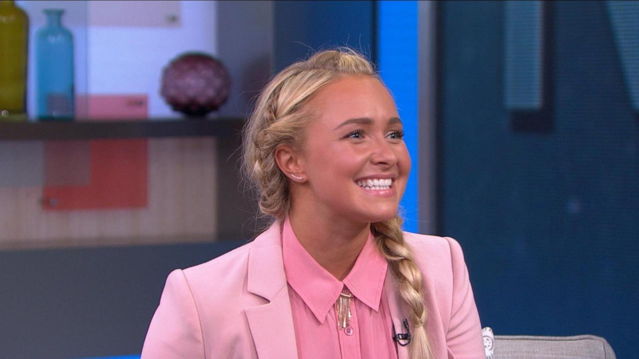 Hayden Panettiere Talks about Being a Mom On and Off-screen