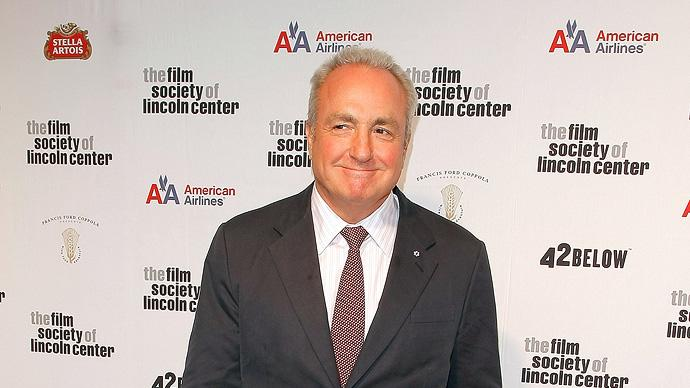 36th Film Society Of Lincoln Center's Gala Tribute 2009 Lorne Michaels