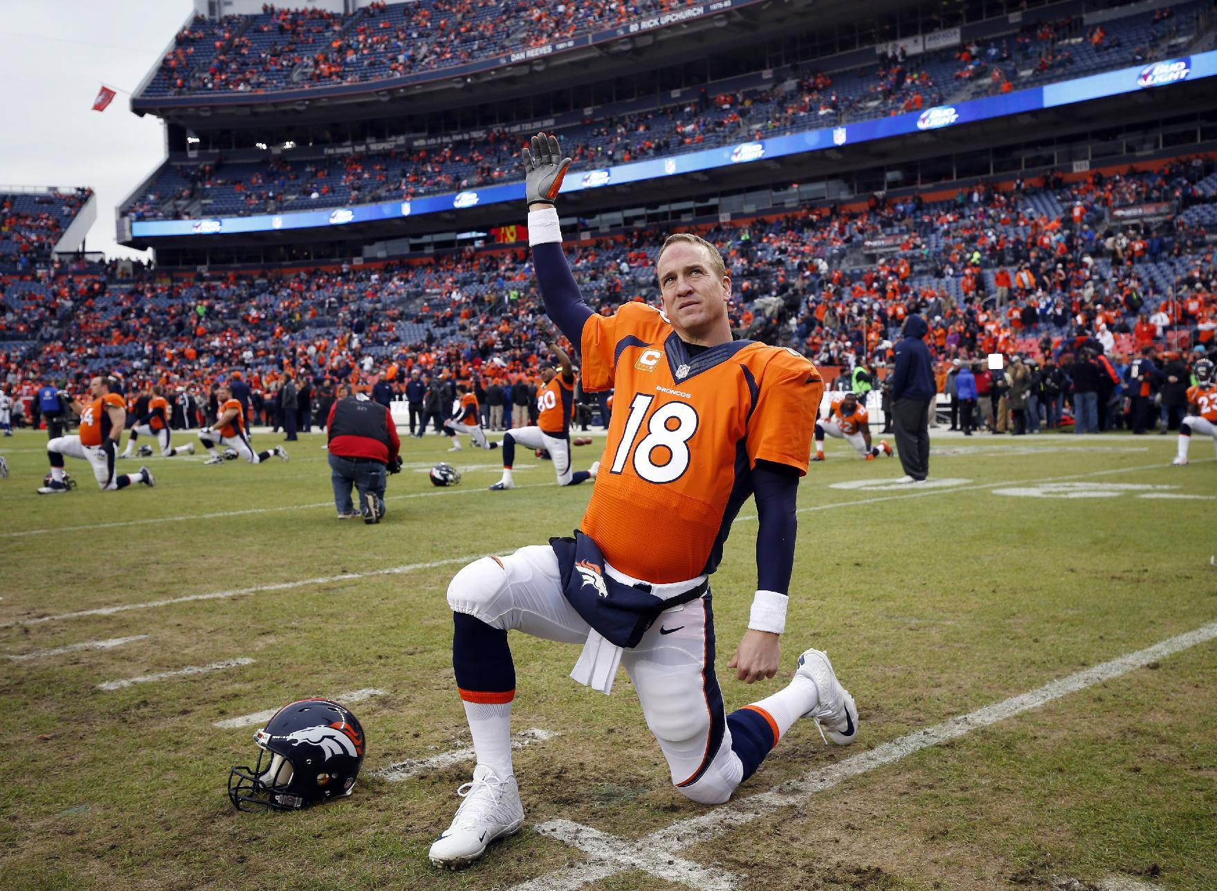 Peyton Manning gives $3 million to Tennessee