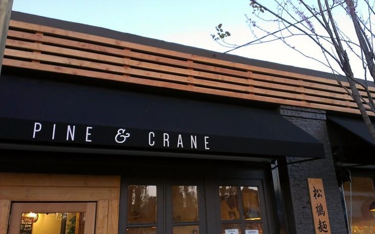 Pine & Crane in Los Angeles