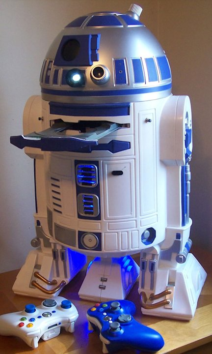 R2D2 Xbox