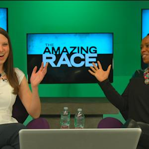 Live Chat with the winners of The Amazing Race Amy and Maya