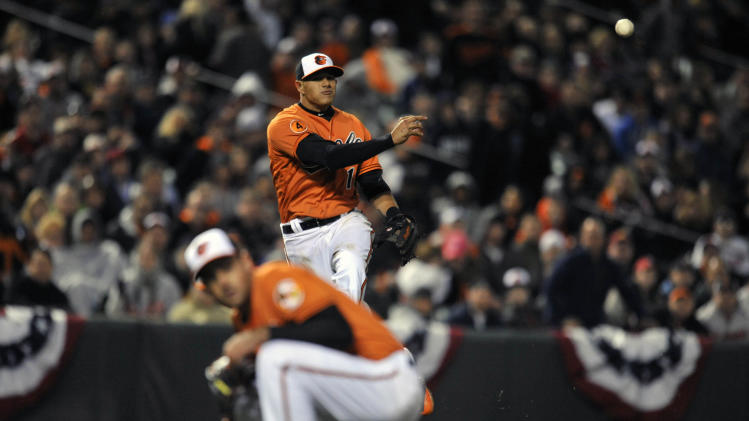 MLB: Minnesota Twins at Baltimore Orioles