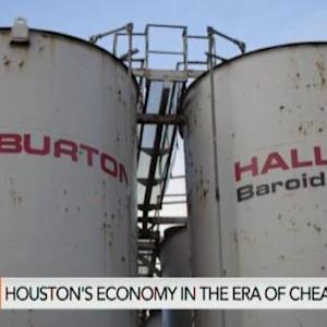 What's Fueling Houston's Economy in the Era of Cheap Oil?