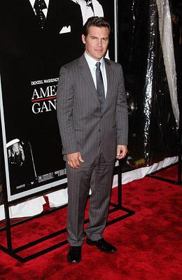 Josh Brolin at the New York City premiere of Universal Pictures' American Gangster