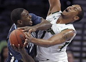 South Florida beats Villanova 65-51