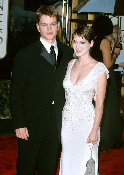 Matt Damon, Winona Ryder