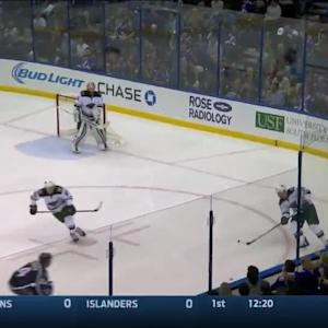 Minnesota Wild at Tampa Bay Lightning - 11/22/2014
