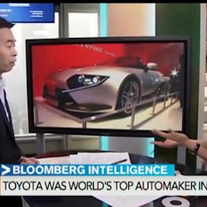 Why Toyota Is Set to Lose Its Sales Crown to Volkswagen