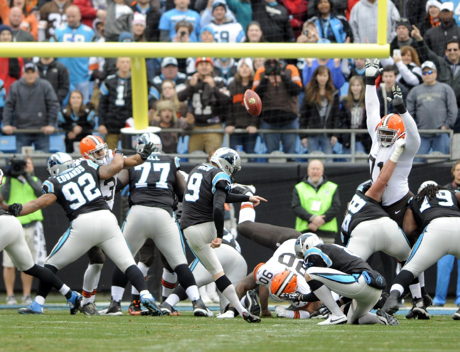 Gano eager for another chance vs. Falcons