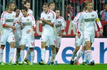 Bayern Munich 1-2 Bayer Leverkusen: Late own-goal end Bavarians' winning streak