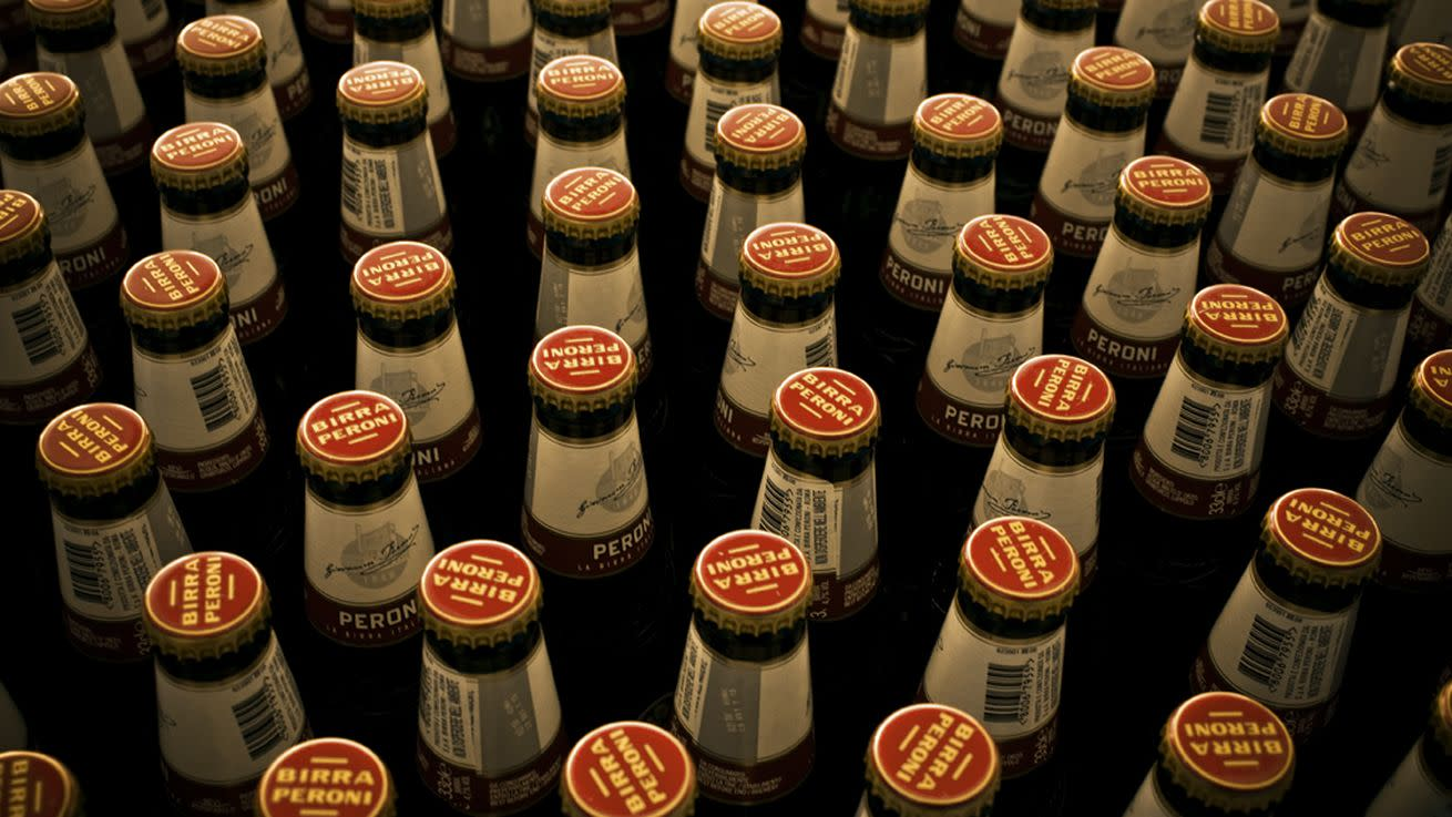 Japan's Asahi to Buy Beer Labels Peroni and Grolsch for a Cool $3 Billion
