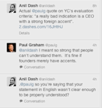 paul graham anil dash twitter