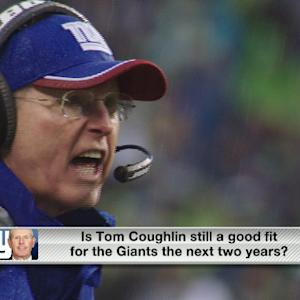 Is Tom Coughlin still a good fit for the Giants?