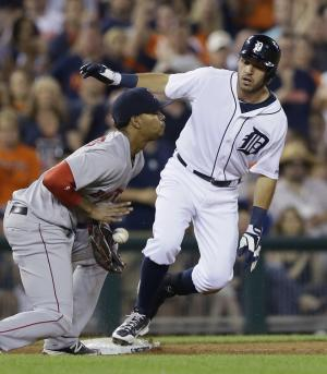 Tigers send Red Sox to 5th straight loss, 8-6