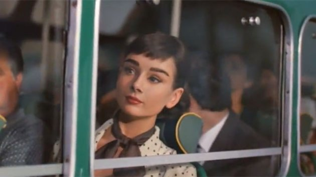Audrey Hepburn Resurrected For New Commercial