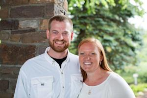 Dr. Kent Brantly and his wife, Amber