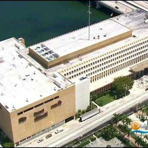 Old Miami Herald Building Demolition May Cause Traffic Delays