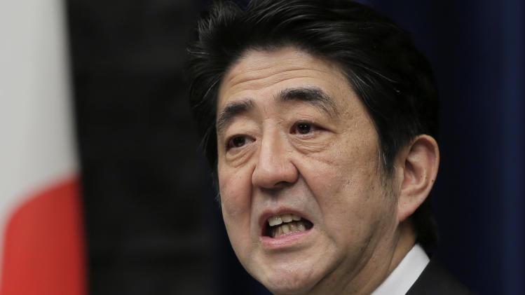 PM urges anti-terrorism steps at Japan nuke plants