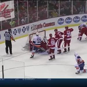 Islanders at Red Wings / Game Highlights