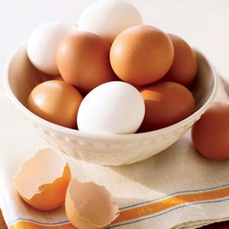 Myth: The cholesterol in eggs is bad for you.