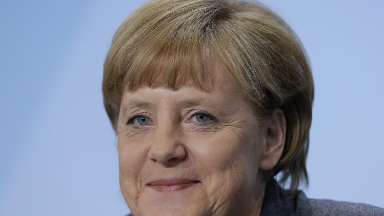 Merkel: Euro debt crisis will last 5 years or more