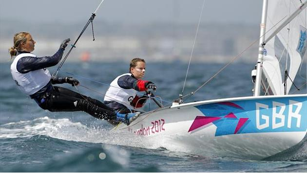 Britain to race New Zealand for 470 Olympic gold