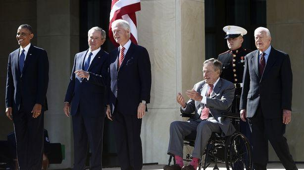 People Sure Do Feel Sorry for George W. Bush