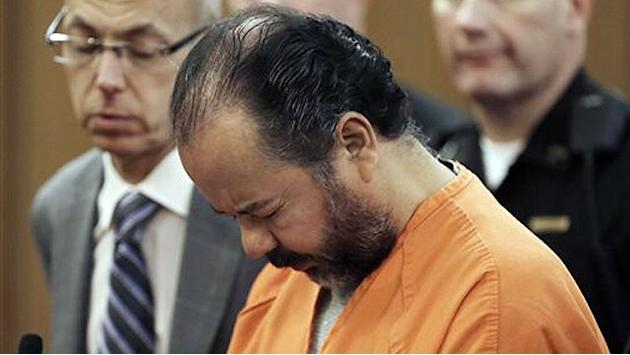 Ariel Castro undergoes competency evaluation