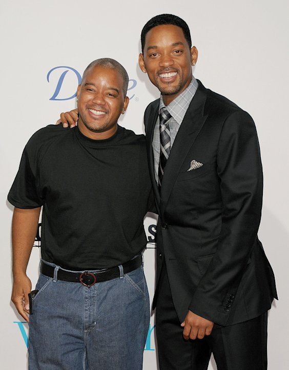 The Women LA Premiere 2008 Will Smith