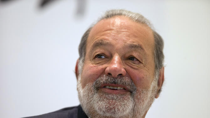 Carlos Slim in $9.6BN bid for Dutch telecom KPN
