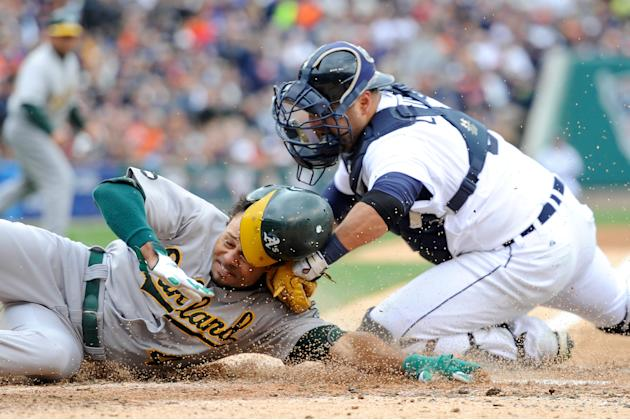 Oakland Athletics v Detroit Tigers - Game Two