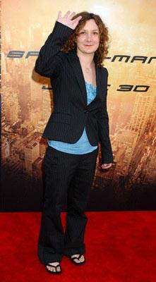 Premiere: Sara Gilbert at the Los Angeles premiere of Columbia Pictures' Spider-Man 2 - 6/22/2004