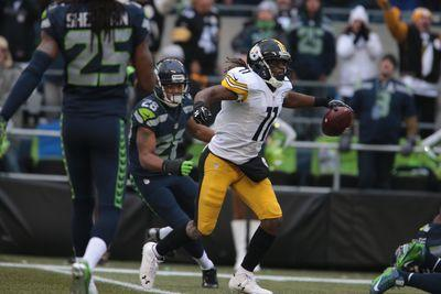 Fantasy football waiver wire advice: Markus Wheaton has monster day