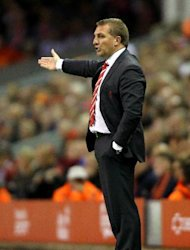 Manager Brendan Rodgers insists Liverpool have been 'terrific in their response'