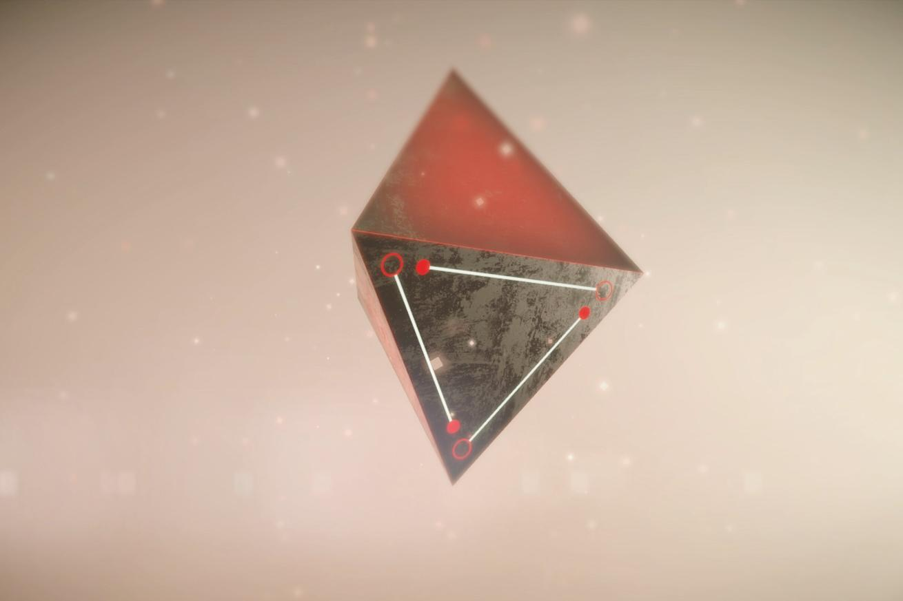 Prism is a gorgeous, futuristic puzzle box for your iPhone