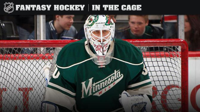 In the Cage: Bryzgalov's late-season surprise value