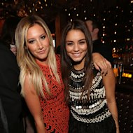 Vanessa Hudgens & Ashley Tisdale: Gym Buddies!