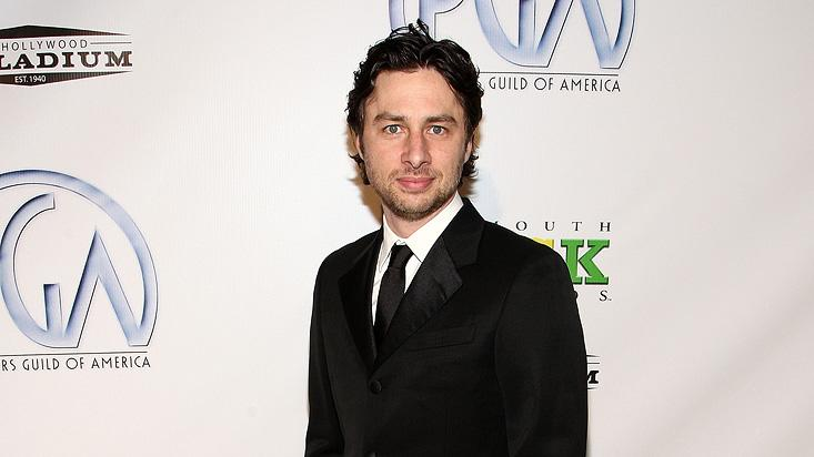 Producers Guild Awards 2009 Zach Braff