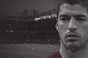 TEAM NEWS: Suarez starts for Liverpool against Manchester United