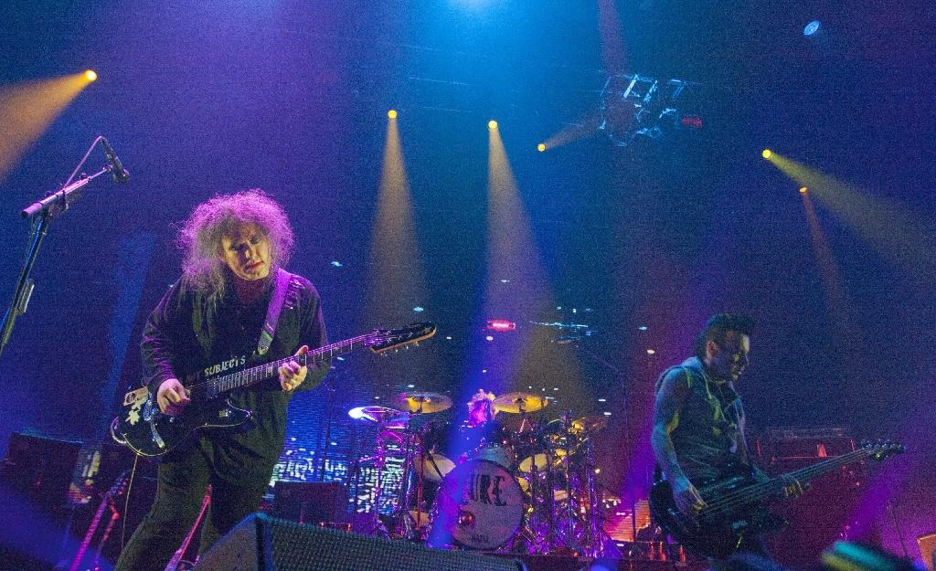 The Cure in first major European tour in nearly decade